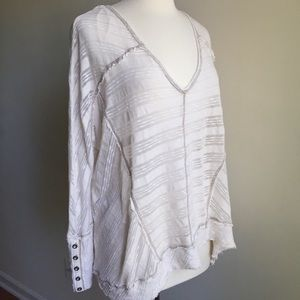 Free People boho tunic